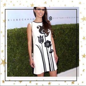 Victoria Beckham for Target Black&White  dressD20)
